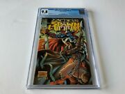 Medieval Spawn Witchblade 1 Cgc 9.8 White Pages 1st Darkness Image Comics 1996