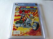 Savage Tales V2 1 Cgc 9.6 White Pages The Nam 5th To 1st Vietnam Marvel Comics