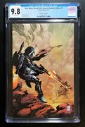 Star Wars War Of The Bounty Hunters Alpha 1 Cgc 9.8 2 Book Set Only 600 Made