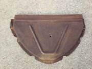 1941 1946 Chevy Truck Upper Grille Baffle / Pan Original Gm Top Cover