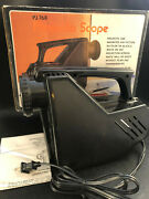 Vintage Projecta Scope Model Pj768 Drawing/tracing Projector Open Box-tested