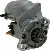 New Starter Fits Kubota Tractor M4900 M5700 Others 190-578 18142