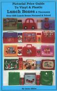 500+ Vintage Metal Lunch Boxes Thermoses Identification / Book + Values