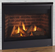 Majestic 42 Quartz Direct Vent Fireplace With Intellifire Touch Ignition- Ng