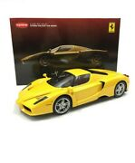 1/12 Scale Enzo Ferrari Yellow Kyosho Die-cast Car Series With Box Vintage Rare