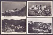 27/6.greece,mount Athos,16 Old Postcards Lot,holy Monasteries ,4 Scans