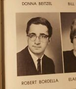 Cuyahoga Falls High School Yearbook 1967 Senior Year For Notorious Student