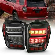 Anzo Usa Tail Light Assembly For 2015 Toyota 4runner D6dfb1-137f