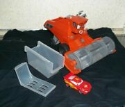 Disney Cars Color Changers Chase And Change Frank Combine Tractor W/bin Tray Car