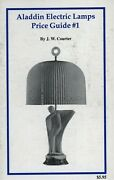Aladdin Electric Lamps Shades - Types Models Values / Scarce Book