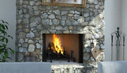 Superior Wood-burning Fireplace Traditional Open Front 36 Wrt4536ws Clean Face