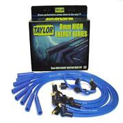 Taylor Cable High Energy 8mm Ignition Wire Set For 1958 Ford Sunliner Adb9c6-64c