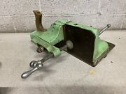 Delta Rockwell Vintage Tenoning Jig Unisaw Table Saw Shaper Attachment Tenon