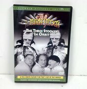 The Three Stooges - Three Stooges In Orbit Dvd, 2003 Columbia W/ I - Very Good