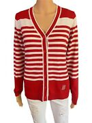Nc State Wolfpack Sweater Emerson Street Nc State Cardigan - Womenandrsquos Medium