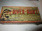 Heddon River Runt Lure Box 9112 Box With 9200k Jointed Lure I Believe