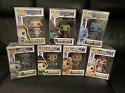 Funko Pop Wizard Of Oz Full Set. Rare Vaulted. Very Hard To Find.