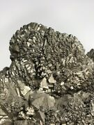 Must See 31 Cm Arsenopyrite Cluster From Huanggang, Inner Mongolia, China