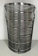 1938 Chevrolet Stainless Steel Car Grille Original