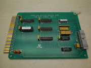 Fusion Systems 238601 Rev A Asher Gas Exciter Control Card With 14 Day Warranty