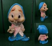 1970s Snow White And 7 Dwarfs Famosa Rubber Doll Prompt Decision Vintage