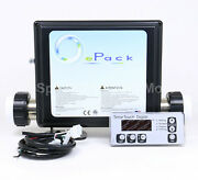 Spa Control Pack Hot Tub Heater Controller Epack Acc Kp-2010 4kw 115/230v