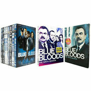 Blue Bloods Season 1-10 Complete Series 1 2 3 4 5 6 7 8 9 10 Dvd New Fast Ship