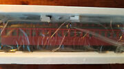 Boston And Maine 64' Wood Sided Passenger Cars Lot Of 5 Mth Railking O Scale