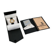 Longİnes Hour Angle Watch Steel / Gold Automatic Full Set
