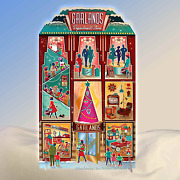 Garlands Department Store | The Retro Christmas Village Table Top Display