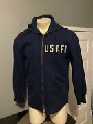 Us Air Force Usaf Wool Jacket 1950s Size Small
