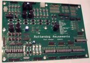 Sdb004 Replacement Driver Board For Stern White Star Pinball Games. New Made Usa