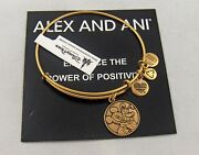 Disney Alex And Ani Mickey Mouse And Pluto Rg, Nwt, Retired