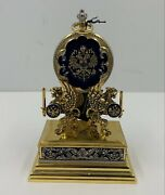 House Of Faberge Imperial Collector Watch Griffins Beautiful Franklin Mint