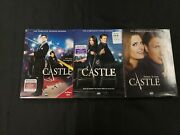 Castle Seasons 23 And 4 Complete Season 4 Is New Dvd