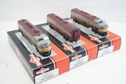Canadian Pacific Fp9 A-b-a Diesel Locomotives Intermountain Ho Dcc Cp F