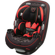 Disney Baby Grow And Go All-in-one Convertible Car Seat Simply Mickey