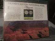 Atb Grand Canyon National Park 2010 Panel America The Beautiful 3 Coin Set