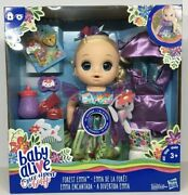 Baby Alive Once Upon A Baby Forest Tales Forest Emma Blond Nib