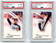 Combo Special 42a/b Pitching/batting 2013 Bbm Rookie Edition Shohei Ohtani