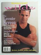 Wilde Magazine Premiere Issue - March/april 1995 - Published By Scott O'hara