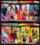 No More Heroes 1 And 2 Bundle - Switch Collectors Edition Limited Run Games
