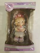Precious Moments 2000 Missing You Enesco Angel Porcelain Figurine New Free S/h