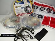 Les Schwab 1540 Snow Cable Tire Chains 205/60-16 215/60-15 205/75-14 And 14 15 16