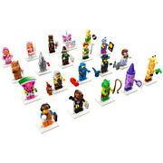 Lego Minifigures 71023 The Lego Movie 2 - Full Collection Of 20 D