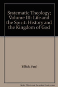 Tillich, Paul-systematic Theology V 3 Uk Import Book New