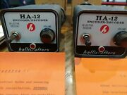 Hallicrafters Ha12 G Frequency Tone Code 1 Encoder-decoder