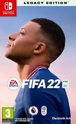 Fifa 22 Nintendo Switch New And Sealed