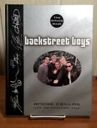 Andre Csillag With The Backstreet Boys The Official Book 2000 Preowned