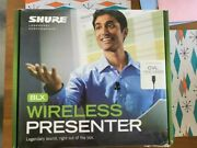 Shure Blx Condenser Wireless Microphone System With Headset